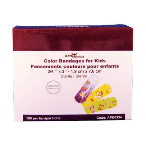 AMD Color Bandages For Kids