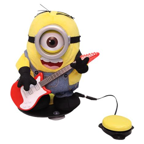 Minions Rock N Roll Stuart Therapeutic Toy