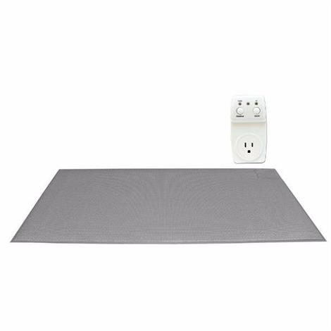 Smart Light Socket System With Cordless Floor Mat