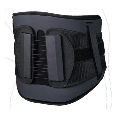 Cybertech Short Chairback Low Profile Lumbar Sacral Orthosis