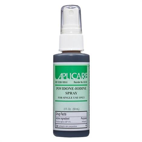 Aplicare Povidone Iodine Spray