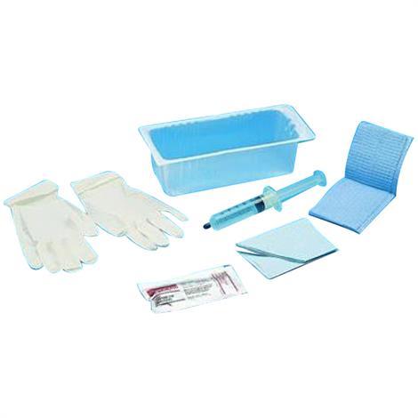 Rusch Foley Catheter Insertion Procedure Tray