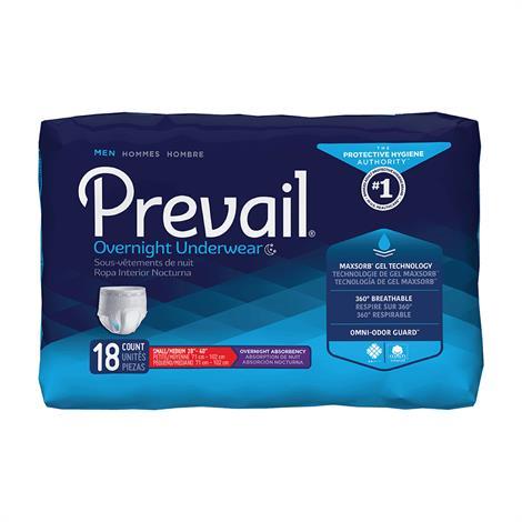 Prevail Overnight Underwear For Men - Overnight Absorbency