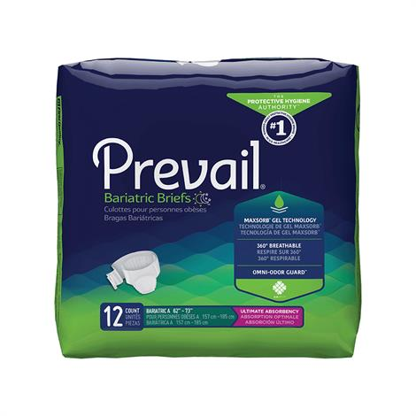 Prevail Specialty Size Briefs - Ultimate Absorbency