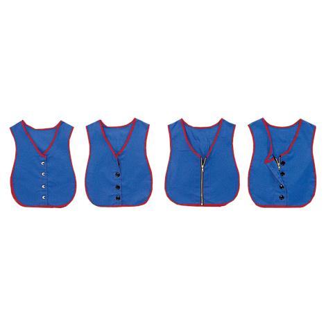 Childrens Factory Manual Dexterity Vests Set