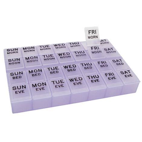 Apex MediPlanner II Pill Organizer