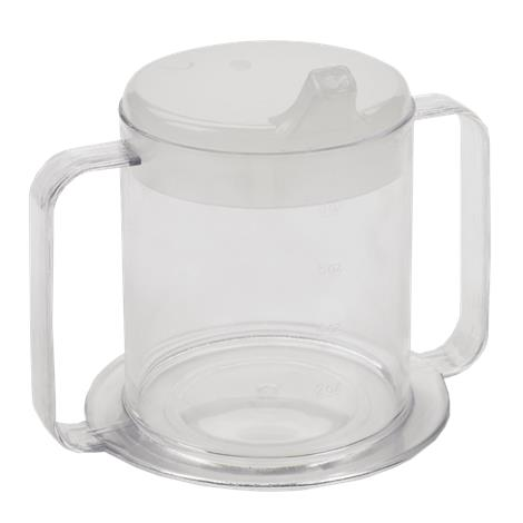 Providence Spillproof Independence Two Handle Plastic Mug
