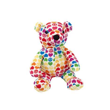 Melissa & Doug Beeposh Hope Teddy Bear Stuffed Animal