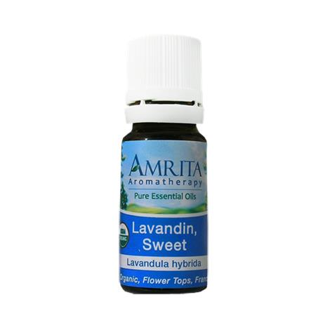 Amrita Aromatherapy Sweet Lavandin Essential Oil