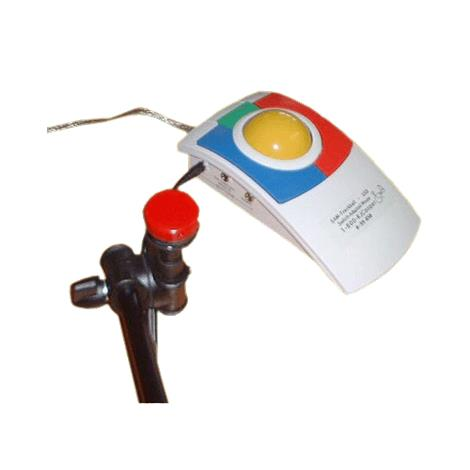 Buy Clearly Superior Technologies SAM Trackball Switch Adapted Mouse Device