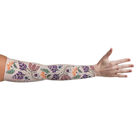 LympheDivas Gem Compression Arm Sleeve