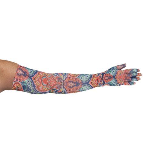 LympheDivas Festival Compression Arm Sleeve And Glove