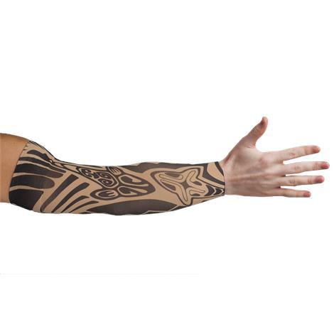 LympheDivas Fierce Beige Compression Arm Sleeve