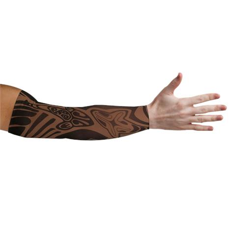 LympheDivas Fierce Mocha Compression Arm Sleeve
