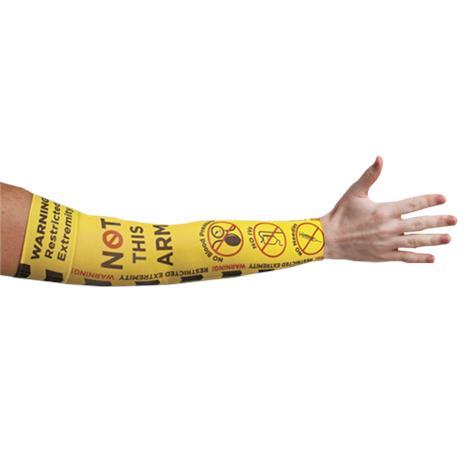 LympheDivas Hospital Compression Arm Sleeve