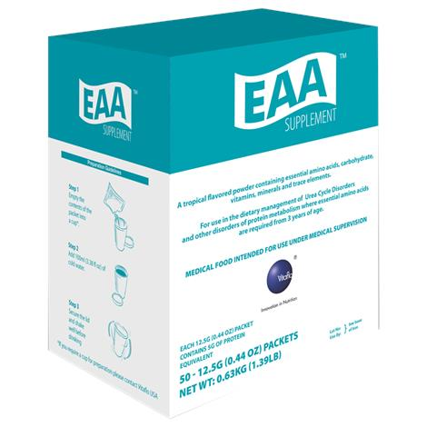 Vitaflo EAA Tropical Flavored Powder Supplement For Dietary Management