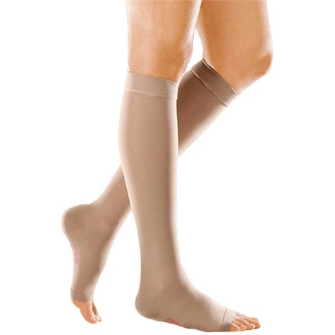 Venosan VenoSoft Open Toe Below Knee 30-40mmHg Compression Stockings with Microfiber