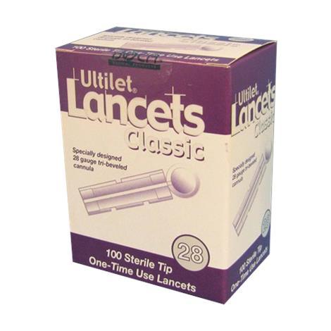Ultilet Classic Lancet