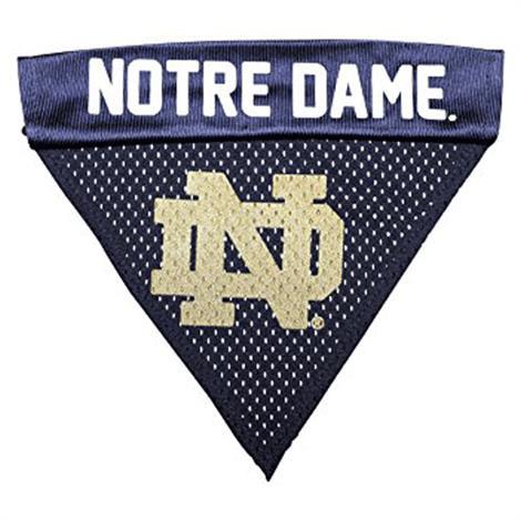 Pet Goods Notre Dame Dog Collar Bandana