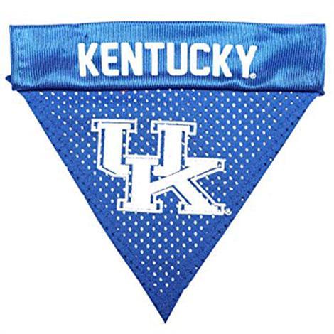 Pet Goods Kentucky Wildcats Dog Collar Bandana