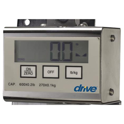 Drive Bariatric Digital Scale