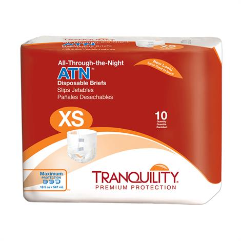 Buy Tranquility ATN All-Through-the-Night Disposable Brief