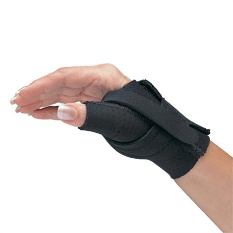 Buy Comfort Cool Thumb CMC Restriction Splint - Black