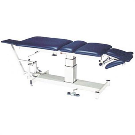 Armedica Hi Lo Four Section AM-SP Series Treatment Table with Three Piece Head Section