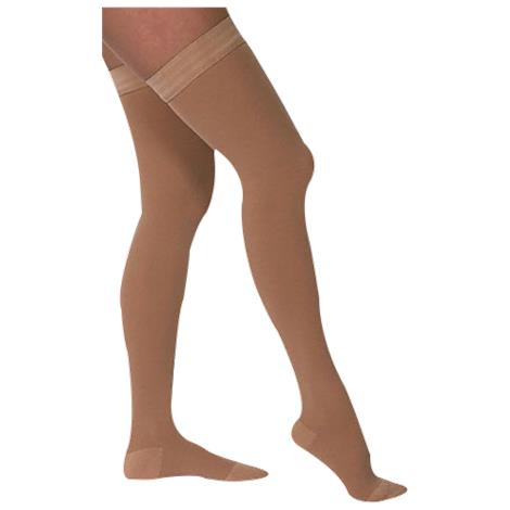 Venosan VenoSheer Thigh Length 30-40mmHg Compression Stockings with Silicone Top