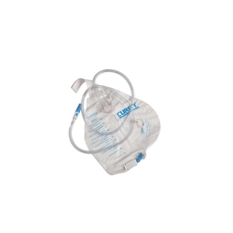 Covidien Bedside Drainage Bag With Anti-Reflux Chamber And Velcro Strap