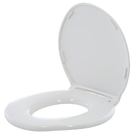 Big John Regular Closed Front Toilet Seat With Cover