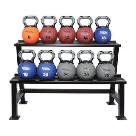 Buy Aeromat Kettlebell Medicine Ball Rack Two Layer