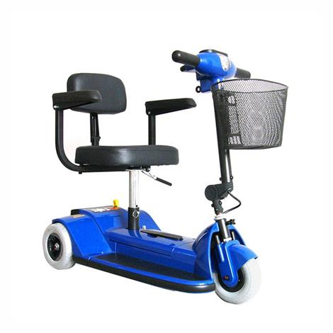 Zipr Extra Three Wheel Traveler Scooter