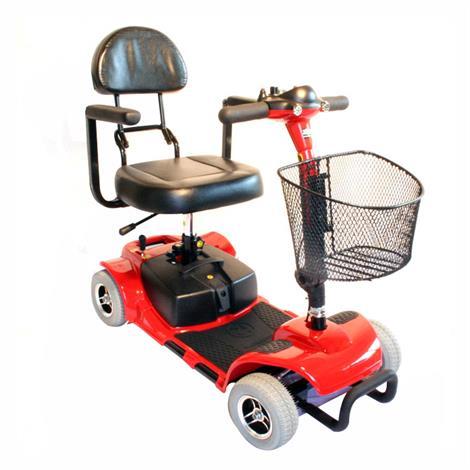 Zipr Four Wheel Traveler Scooter