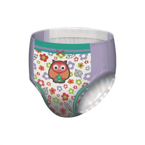 Goodnites NightTime Underwear For Girls