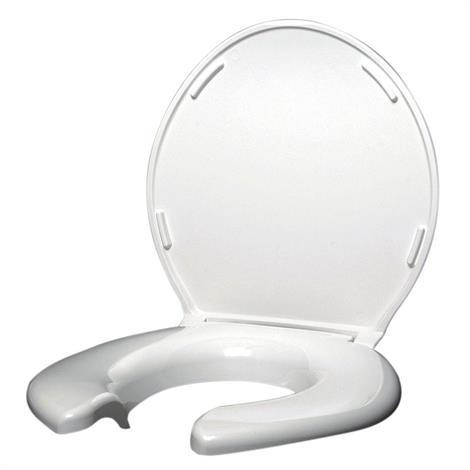 Big John Front Open Toilet Seat
