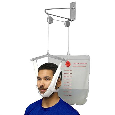 Bilt-Rite Cervical Overdoor Traction Set