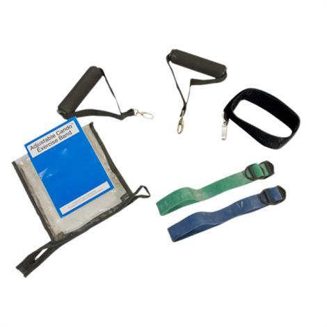 CanDo Adjustable Exercise Band Kit