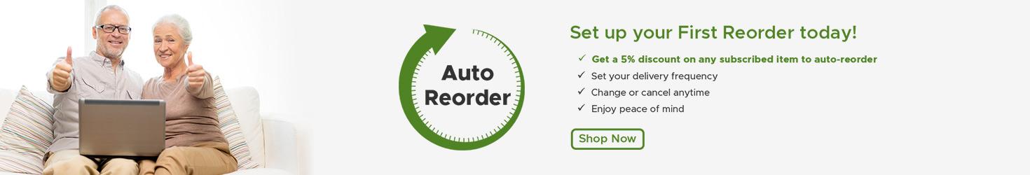 Auto Reorder
