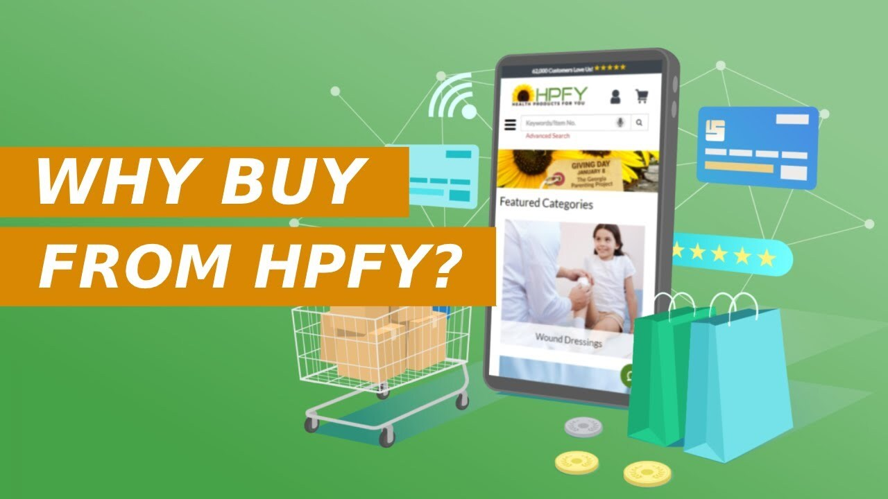 Hpfy  Why buy from HPFY store