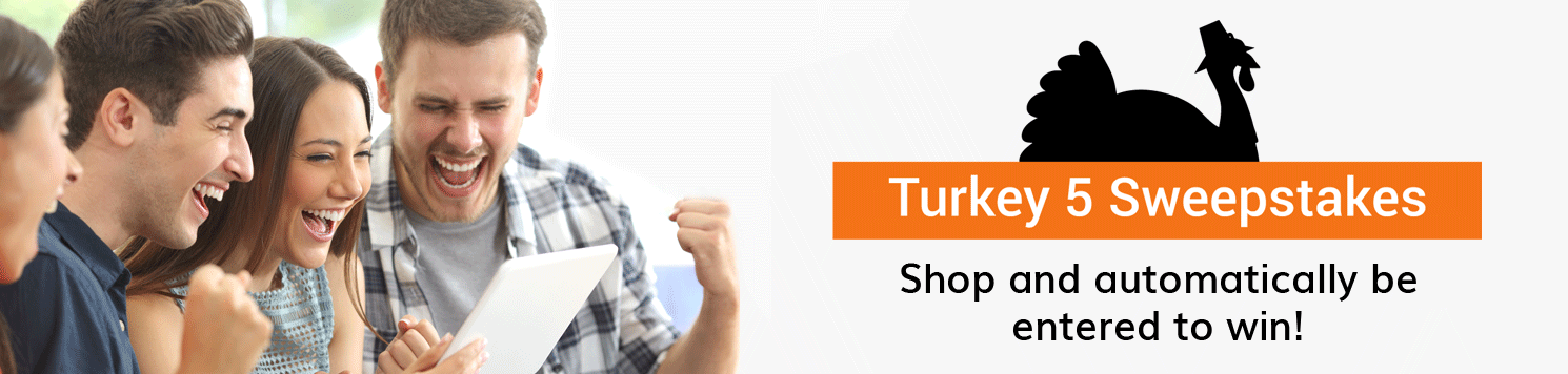 Turkey 5 Sweepstakes