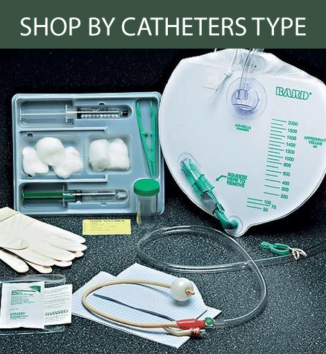 Shop by catheters type