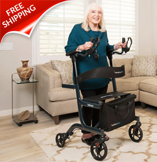 UPWalker Lite Walking Aid - Upright Walker