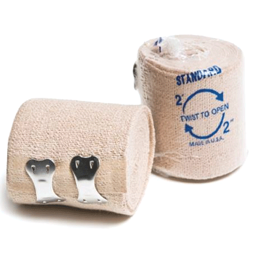Graham Field Grafco Standard Elastic Bandages With Clips Elastic