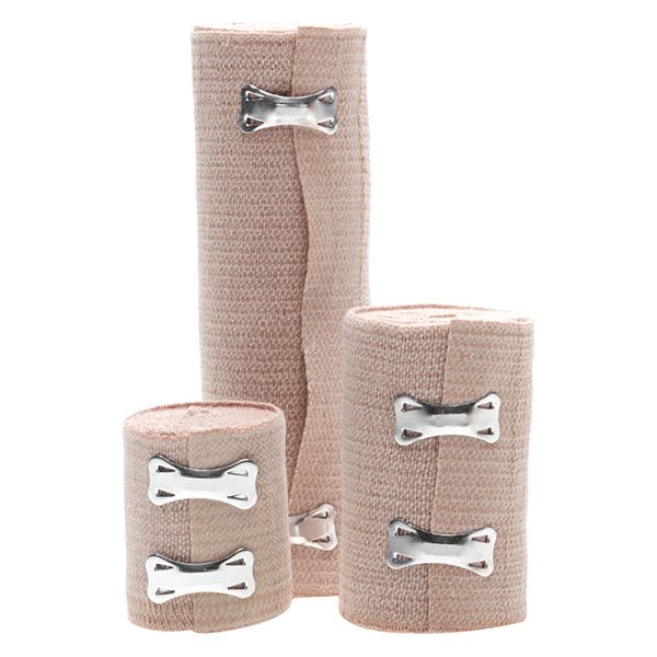 Medline Sterile Soft Wrap Elastic Bandages Elastic Bandages