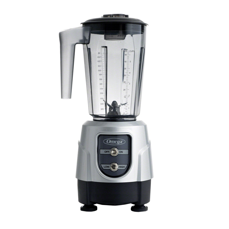 Omega One Hp Bl330 Two Speed Blender By Omega Products Inc