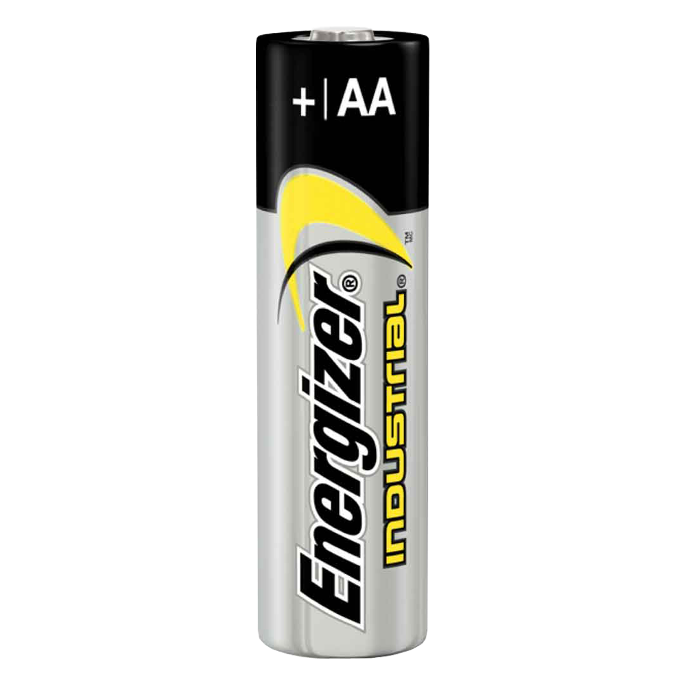 Energizer Industrial Alkaline Batteries by ENERGIZER