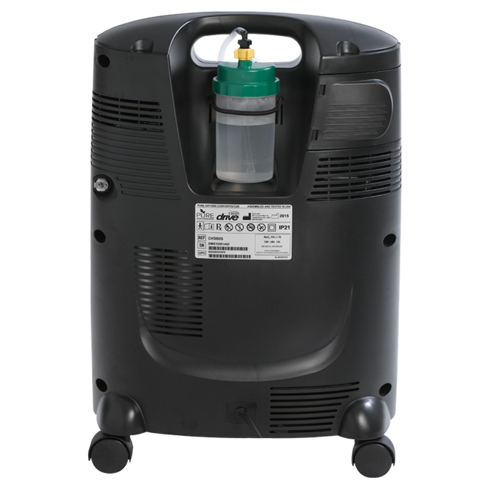 Drive Pure Oxygen Concentrator By Drive Medical Health