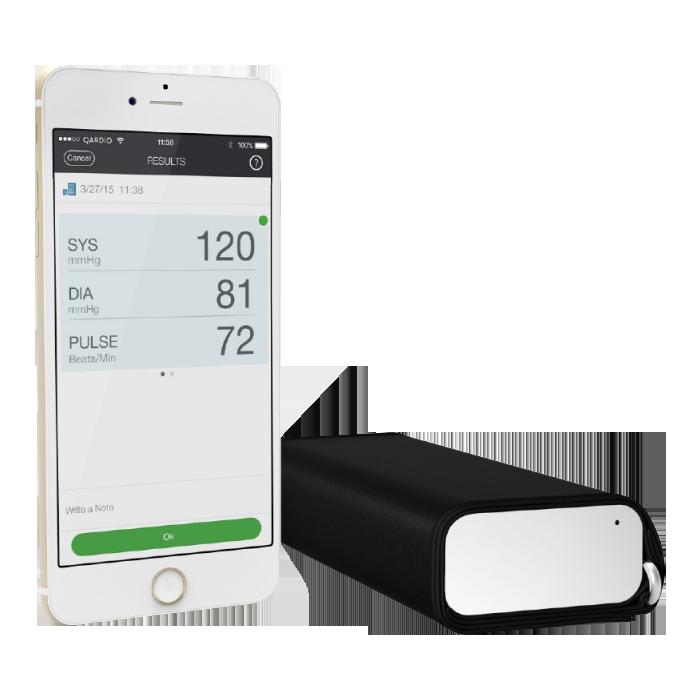 Qardio Arm Smart Blood Pressure Monitor by QARDIO INC ...